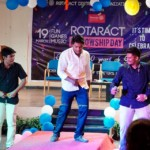 Rotaract fellow ship day